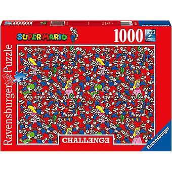 Super Mario, Puzzle - 1000 Pièces