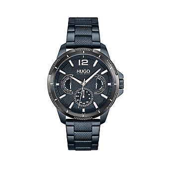 HUGO 1530194 Sport Blue & Gunmetal Grey Men's Watch