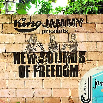 King Jammy - King Jammy Presents New Sounds of Freedom [CD] USA import