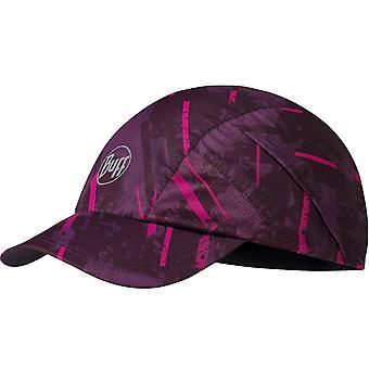 Buff vuxna Pro Kör Stray Outdoor Running Baseball Cap Hat - Rosa - S / M