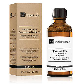 Moroccan rose concentrated body oil (50ml)
