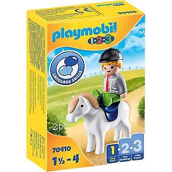 123 Boy With Pony USA import