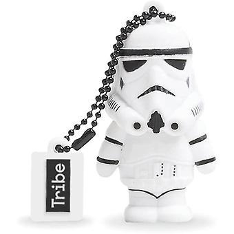 FengChun Disney Star Wars Stormtrooper USB Stick 16GB Speicherstick 2.0 High Speed Pendrive Speicher