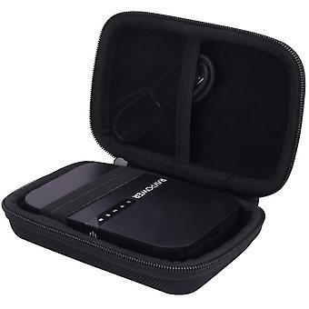 FengChun Hart Taschen Hülle für RAVPower Filehub 5-in-1 AC750 Reise Router