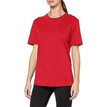 Trigema 539202 T-Shirt, Red (Ruby c2c 536), XXXL Woman