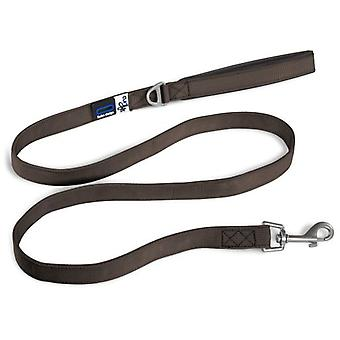 Curli Nylon Basic Nylon Strap Brown (Dogs , Collars, Leads and Harnesses , Leads)