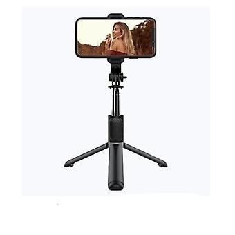 Upgrade Wireless Bluetooth Selfie Stick Foldable Mini Tripod Expandable Monopod