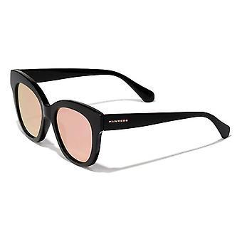 Ladies'Sunglasses Audrey Hawkers Rose gold Black