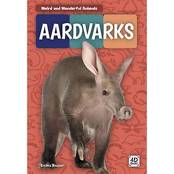 Konstiga och underbara djur Aardvarks av Emma Bassier