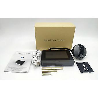 Video Türklingel & Smart Doorphone, Smart Doorbell Set Nachtsicht Video Eye Eye