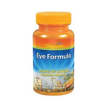 Thompson Eye Formula, 30 Veg Caps