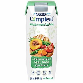 Nestle Healthcare Nutrition Tube Feeding Formula, Unflavored Adult, 8.45 Oz