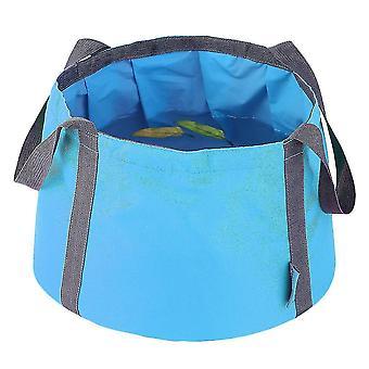 Outad Camping Hiking Fishing Portable Camping Bucket Foldable Bucket Bag