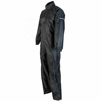 Spada Motorcycle Eco Waterproof Oversuit Black S-3XL