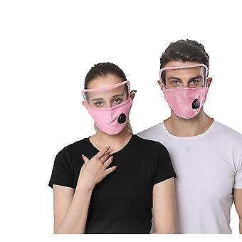 Protective Mask, Full Face Face Protection Goggles Mask 5 Pack