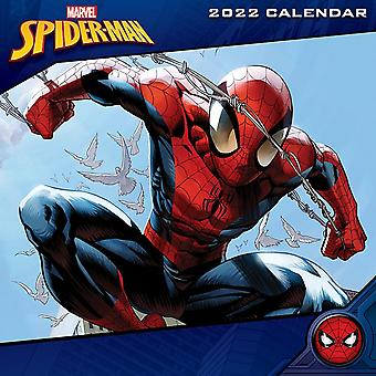 Pyramid International Marvel Spiderman 2022 Calendar