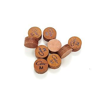Brown Billiards Pool Cue Tips Billiards Accessories