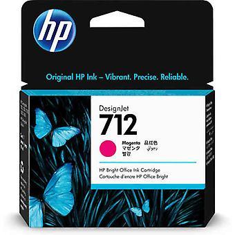 Kompatibel blekkpatron HP 712 magenta