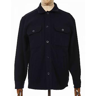 Carhartt WIP Owen Shirt Jas - Dark Navy