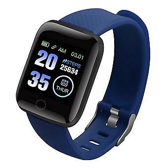 Smartwatch الذكية ووتش ضغط الدم waterpoof الرجال معدل ضربات القلب مونيت أو اللياقة البدنية تعقب المرأة الرياضة ووتش للجوال