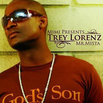 Trey Lorenz - Mr. Mista [DVD] USA importere