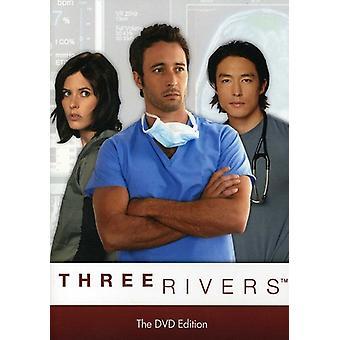 Three Rivers [DVD] USA import