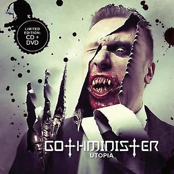 Gothminister - Utopia [CD] USA import