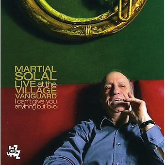 Martial Solal - Live at the Village Vanguard [CD] USA import