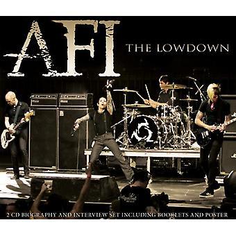 Afi - Lowdown [CD] USA import