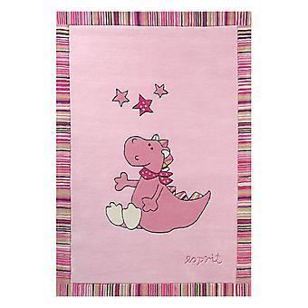 Dulce Dragon alfombras 504 01 por Esprit en rosa