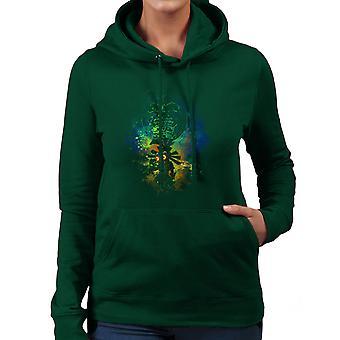 Majoras Art Legend Of Zelda vrouwen de Hooded Sweatshirt