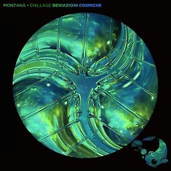 Montana, Lorenzo / Chillage, Mick - Deviazoni Cosmiche [CD] USA import
