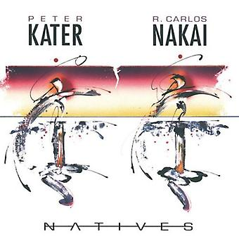 Kater/Nakai - Natives [CD] USA import