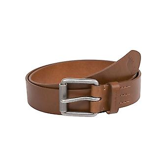 Leather Belt- Chocolate