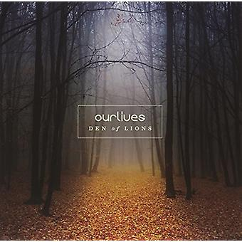Ourlives - Den of Lions [Vinyl] USA import