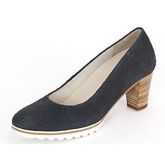 Gabor Ancona Nightblue Kroko 4213036 ellegant hele året kvinner sko