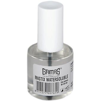 Baarden en snorren Mastix watersoluble