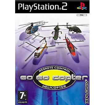 Go Go Copter (PS2) - New Factory Sealed