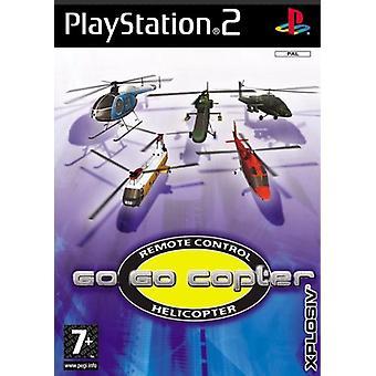 Go Go Copter (PS2) - Nieuwe fabriek verzegeld