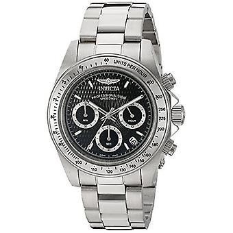 Invicta Speedway 9223 rostfritt stål kronograf klocka