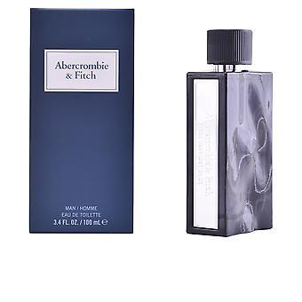 Abercrombie & Fitch ersten Instinkt blau für Mann Edt 100 Ml Spray für Männer