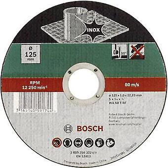 Bosch Accessori WA 60 T BF 2609256323 Disco di taglio (dritto) 125 mm 22,23 mm 1 pc(s)