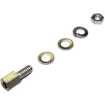 Provertha 531133TA002 Mounting bolt Silver 1 pc(s)