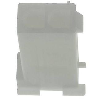 Armoire de TE Connectivity Socket - câble universel-MATE-N-LOK nombre d'espacement des broches 2 Contact: 4,20 mm 172157-1 1 PC (s)