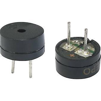 Karine KPMG09F7-K9216 Piezo buzzer émission sonore: 85 dB Voltage: 5 V continu signal sonore 1 PC (s)
