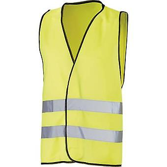 L+D Griffy 40981 Polyester-safety vest Size: Unisize EN ISO 20471:2013, Class 2