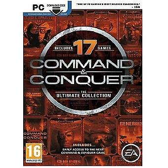 Command & Conquer The Ultimate Collection PC Game