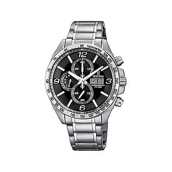 Festina - watches - men - F6861-4 - timeless chronograph - chronograph