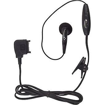 Pop Port Earbud Headset for Nokia 6682, 6101, 6102, 9300, 6282, 6126