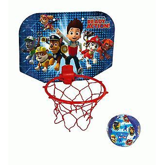 Paw Patrol hoepel Mini basketbal
